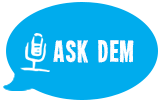 Ask Dem Says